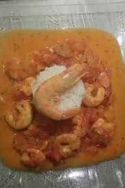 cuisine crevette crevettes à la créole catoche recette cuisine companion