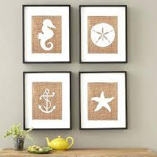 beach cottage wall decor beach house prints nautical nursery