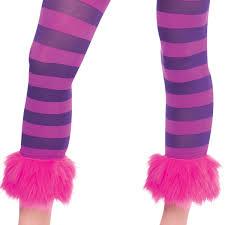Cheshire Cat Costume Teens Cheshire Cat Costume Age 10 12 Years 1 Pc Amscan