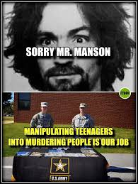 Charles Manson Meme - sorry charles manson know your meme