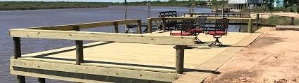 deck or pier contractor south texas fence and deck victoria tx