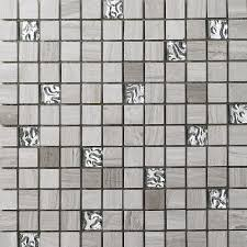 And Glass Mosaic Sheets Cheap Square Tiles Hand Painted Marble - Square tile backsplash