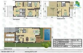floor plan mediterranean villasal reef villas