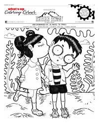 black friday el paso coloring book night vol 9 featuring eddie marquez