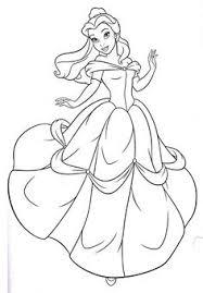 barbie princess coloring girls u2013 dresses kids