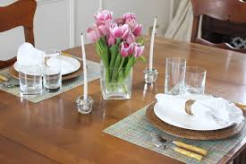 Spring Table Settings Tablescape Archives Modern Pineapple