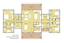 Open Floor Plan Home Designs by Home Design Hit D House Floor Plan Top View Simple Bedroom Bath