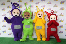 teletubbies sun baby grown 20 finding