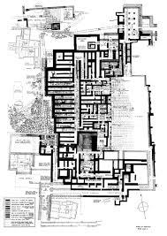 west wing plan