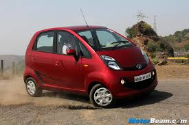indian car tata 2015 tata nano genx amt test drive review
