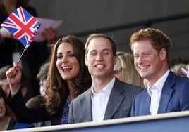 Charlotte Flag Kleine Nichte Schon Groß Prinz Harry Trifft Erstmals Charlotte