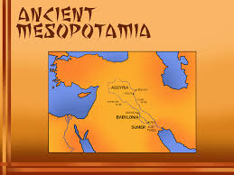 Ancient Mesopotamia Map Ancient Mesopotamia Set Clip Art Library