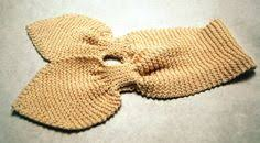knitting pattern bow knot scarf free pattern 1930 s knitting bow knot or tuck in scarf knitting