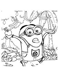 100 dessins de coloriage les minions à imprimer sur laguerche com