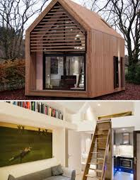 Modern Two Storey House With Streamline Roof by 13 More Modern Mobile U0026 Modular Tiny House Designs Webecoist