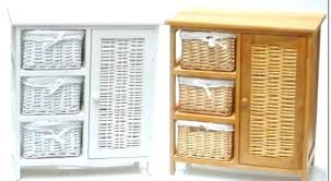 Rattan Bathroom Furniture Wicker Bathroom Furniture Storage Wicker Bathroom Storage White