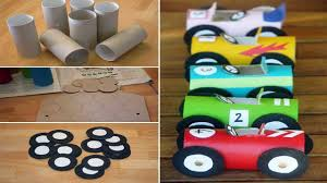 toilet paper roll crafts for kids full ᴴᴰ