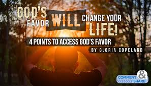 god s the favor of god will change your life kenneth copeland