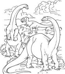 print u0026 download printable long neck dinosaur coloring pages