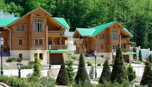 Two Story Log Homes by Prefab House Contemporary Energy Efficient Two Story