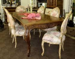 Ethan Allen Dining Room Sets Chair Country French Furniture Ethan Allen Dining Table And Chairs