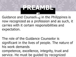 Counseling Code Of Ethics Philippines Ethics In Counseling