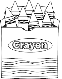 Color Crayons Coloring Pages pictures of crayons to color crayons cliparts eight many interesting
