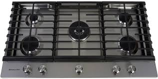 Kitchenaid Induction Cooktop 36 Kitchenaid Kcgs556ess 36 Inch Gas Cooktop Review Reviewed Com Ovens