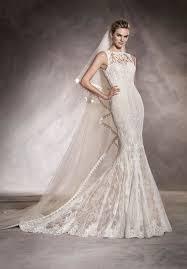 pronovias wedding dresses pronovias aura wedding dress the knot