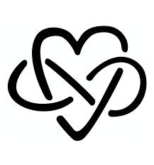 infinity love infinity tattoo x2 dcer tatouages éphémères