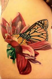 45 3d butterfly tattoos and design