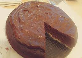 healthier chocolate cake recipe by red queen cookpad