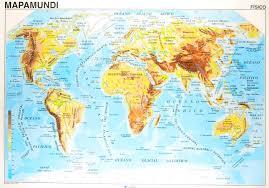 Spanish Speaking Countries Map Mapamundi In Spanish Zoom