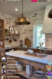 joanna gaines farmhouse kitchen with cabinets joanna gaines shares set of upcoming cooking show fn dish