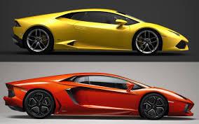 Lamborghini Aventador Dimensions - 0 300 lamborghini aventador lp 700 vs lamborghini huracan lp 610