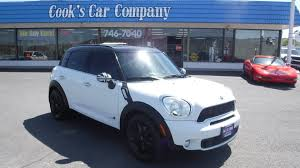 2011 mini cooper countryman s turbo take 4 all wheel drive used