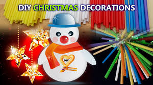 craft ideas for christmas decorations 5 diy projects for christmas
