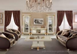 modern italian living room furniture white black geometric pattern