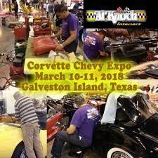 corvette chevy expo al knoch interiors onsite installs on corvettes corvette chevy expo