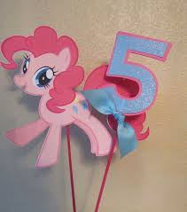 My Little Pony Party Centerpieces by My Little Pony Birthday Party Centerpiece Idea My Little Pony