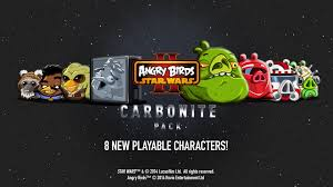 angry birds star wars 2 carbonite pack gameplay trailer