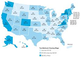 Rent A 1 Bedroom Flat Minimum Wage Workers Can U0027t Even Afford To Rent A 1 Bedroom