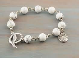 catholic bracelets catholic rosary bracelets