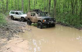 mud jeep cherokee off road adventures tasker u0027s gap and peters mill run