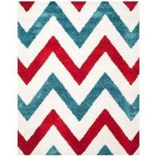 8 x 10 chevron multi colored area rugs rugs the home depot