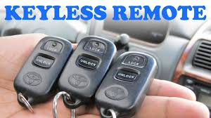 lexus rx300 valet key toyota keyless remote programming youtube