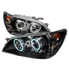 2003 lexus is300 headlights dash z racing lighting aftermarket lights headlights