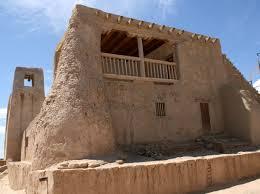 pueblo adobe houses ancient sky city of acoma pueblo cultural center