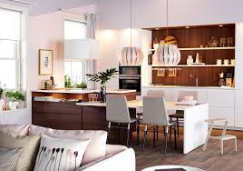 Living Room And Dining Room Together Kitchens Kitchen Ideas U0026 Inspiration Ikea