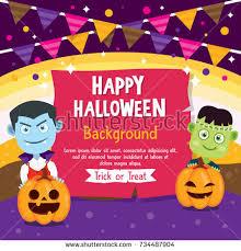 halloween flyer stock images royalty free images u0026 vectors